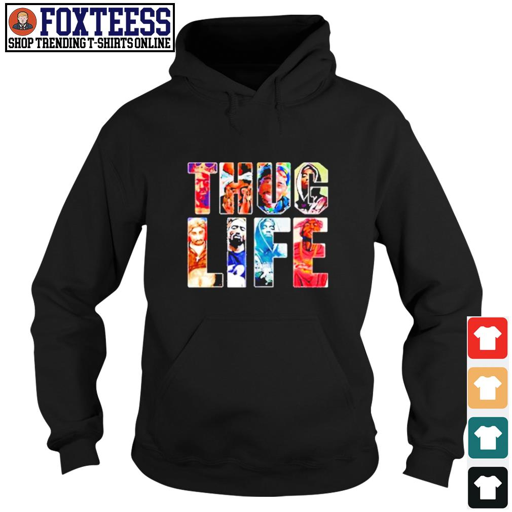 Thug Life Band hoodie