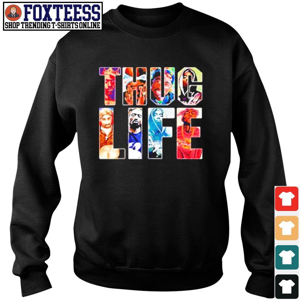 Thug Life Band sweater