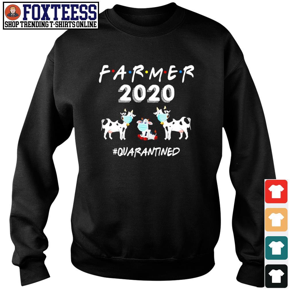 Farmer 2020 mask #quarantined s sweater