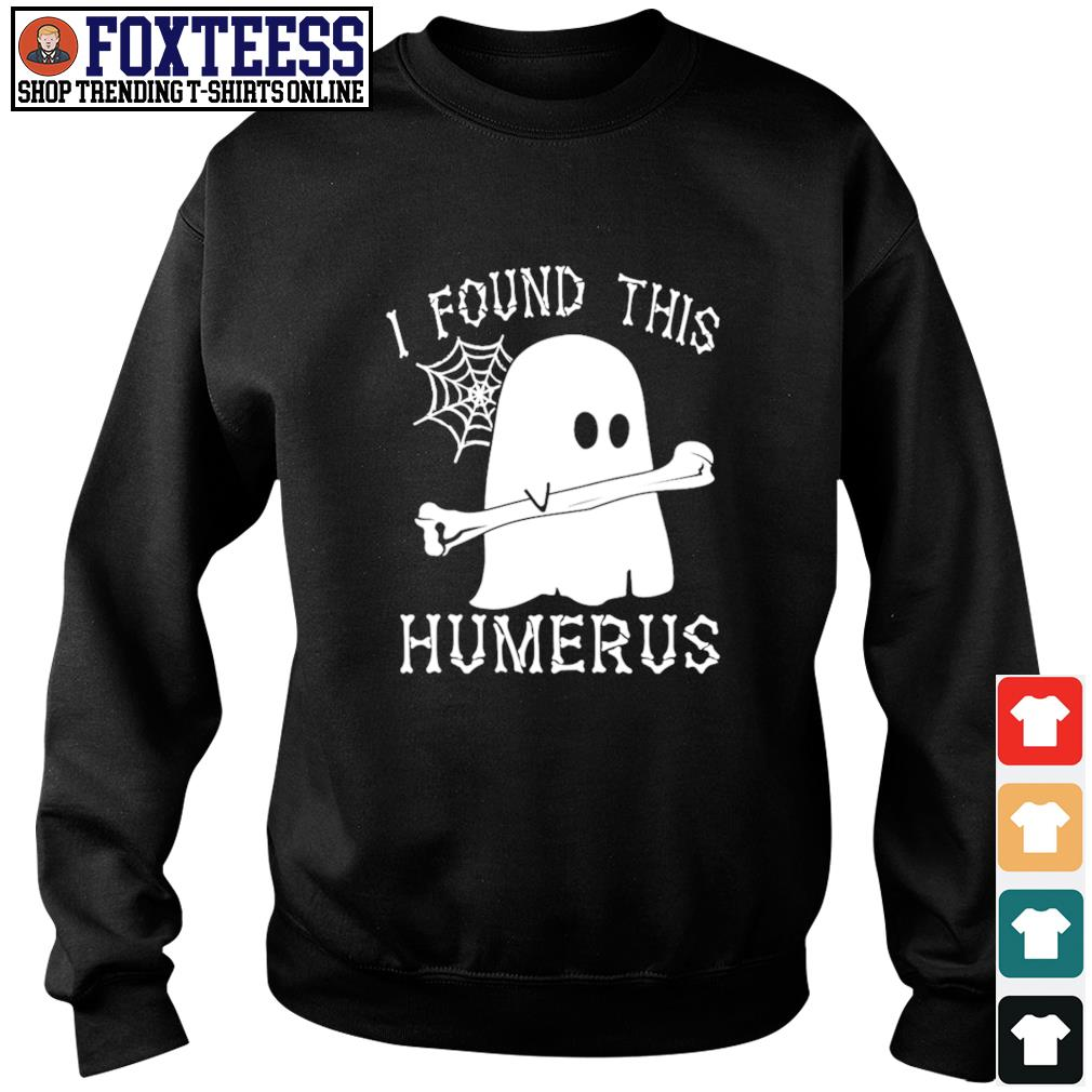 Ghost I found this humerus s sweater