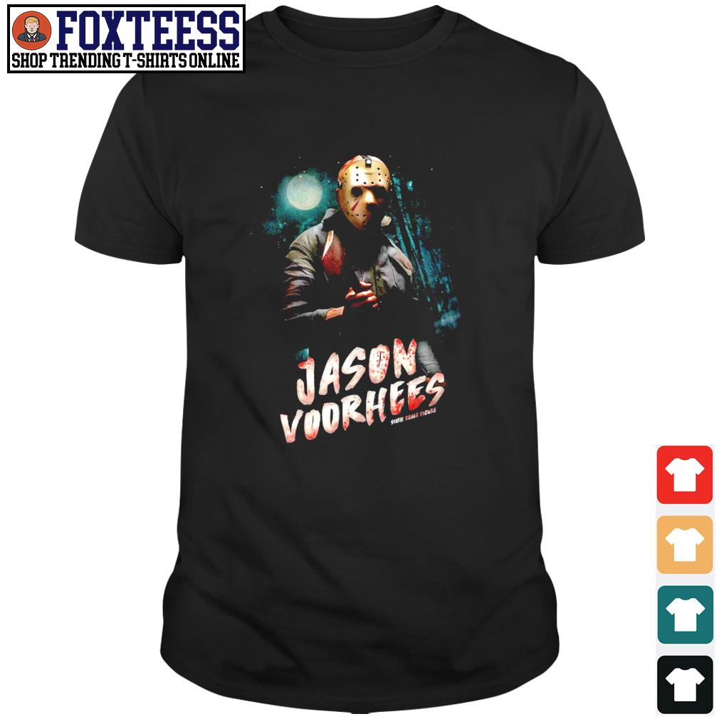 Jason voorhees sixth scale figure midnight shirt