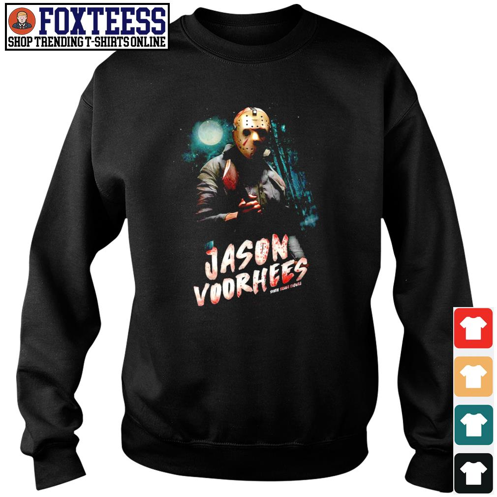Jason voorhees sixth scale figure midnight s sweater