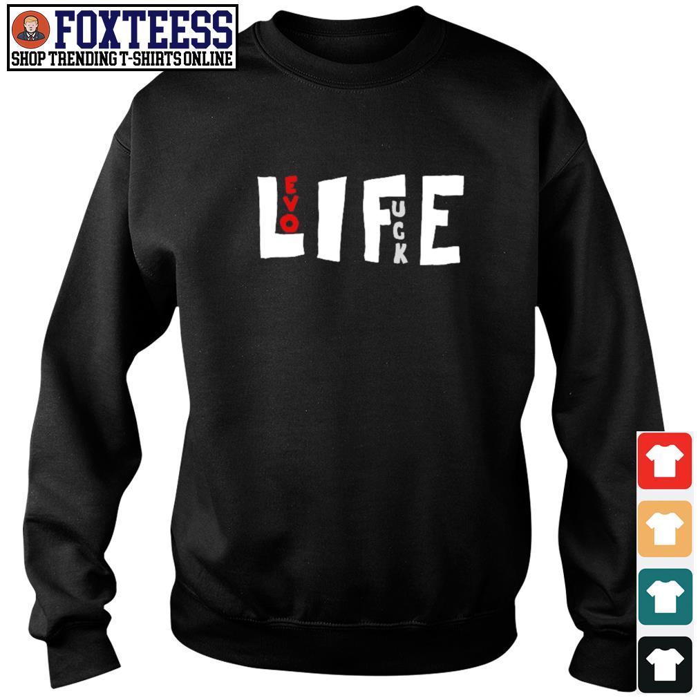 Love fuck life s sweater