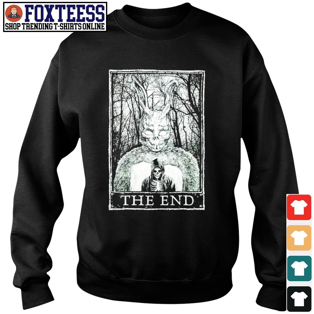 Lucifer death the end s sweater