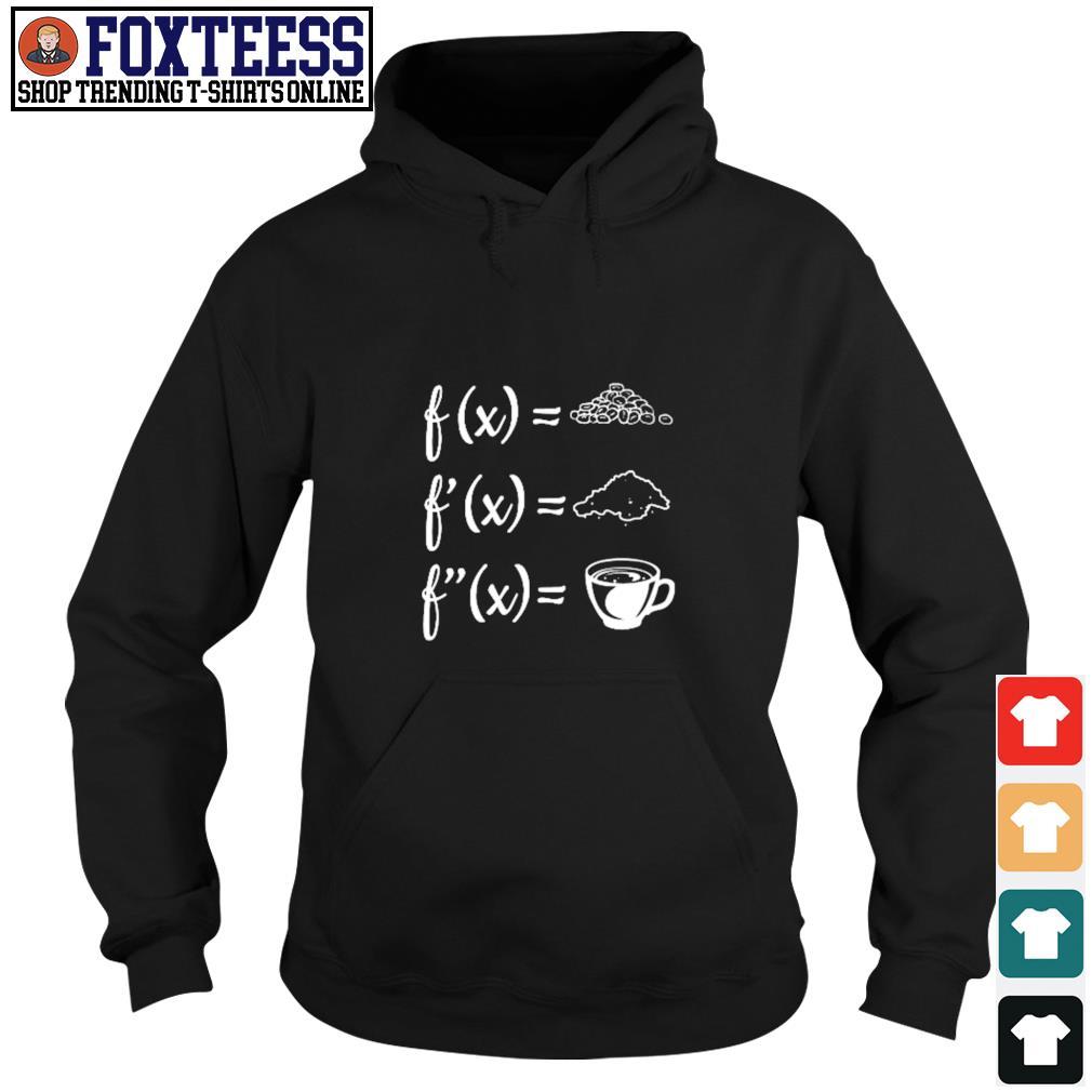 Math and coffee s hoodie