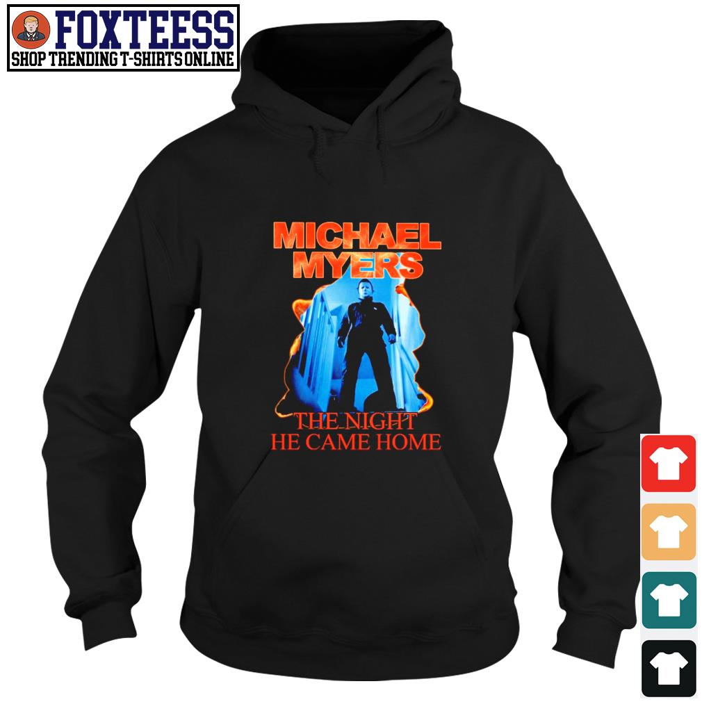 Michael myers the night he came home s hoodie