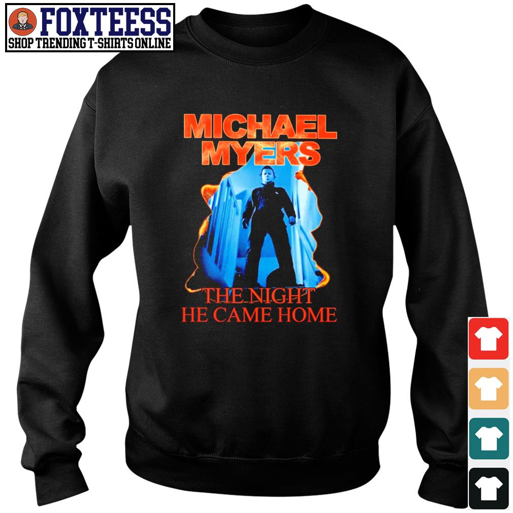 Michael myers the night he came home s sweater
