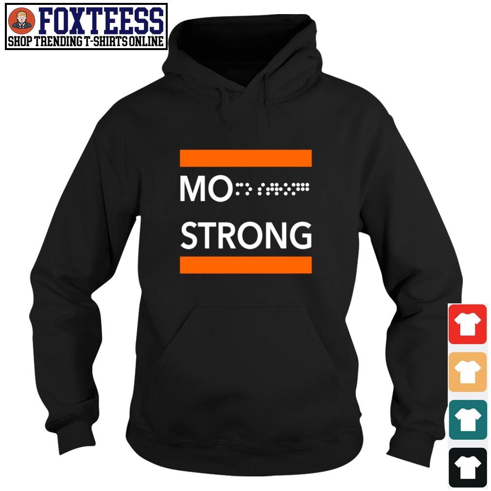 Mo strong s hoodie