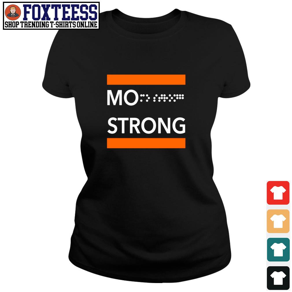 Mo strong s ladies-tee