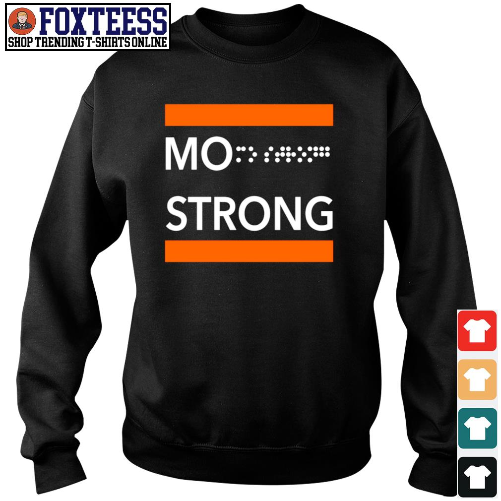 Mo strong s sweater