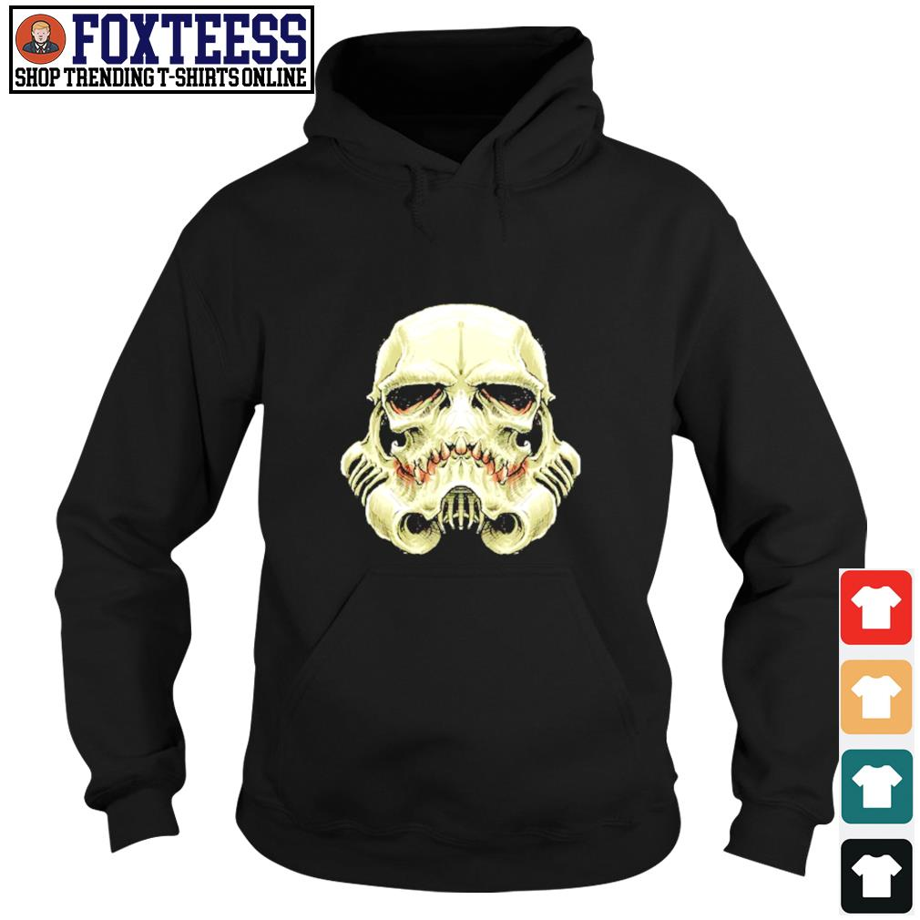 Skull stormtrooper star wars s hoodie