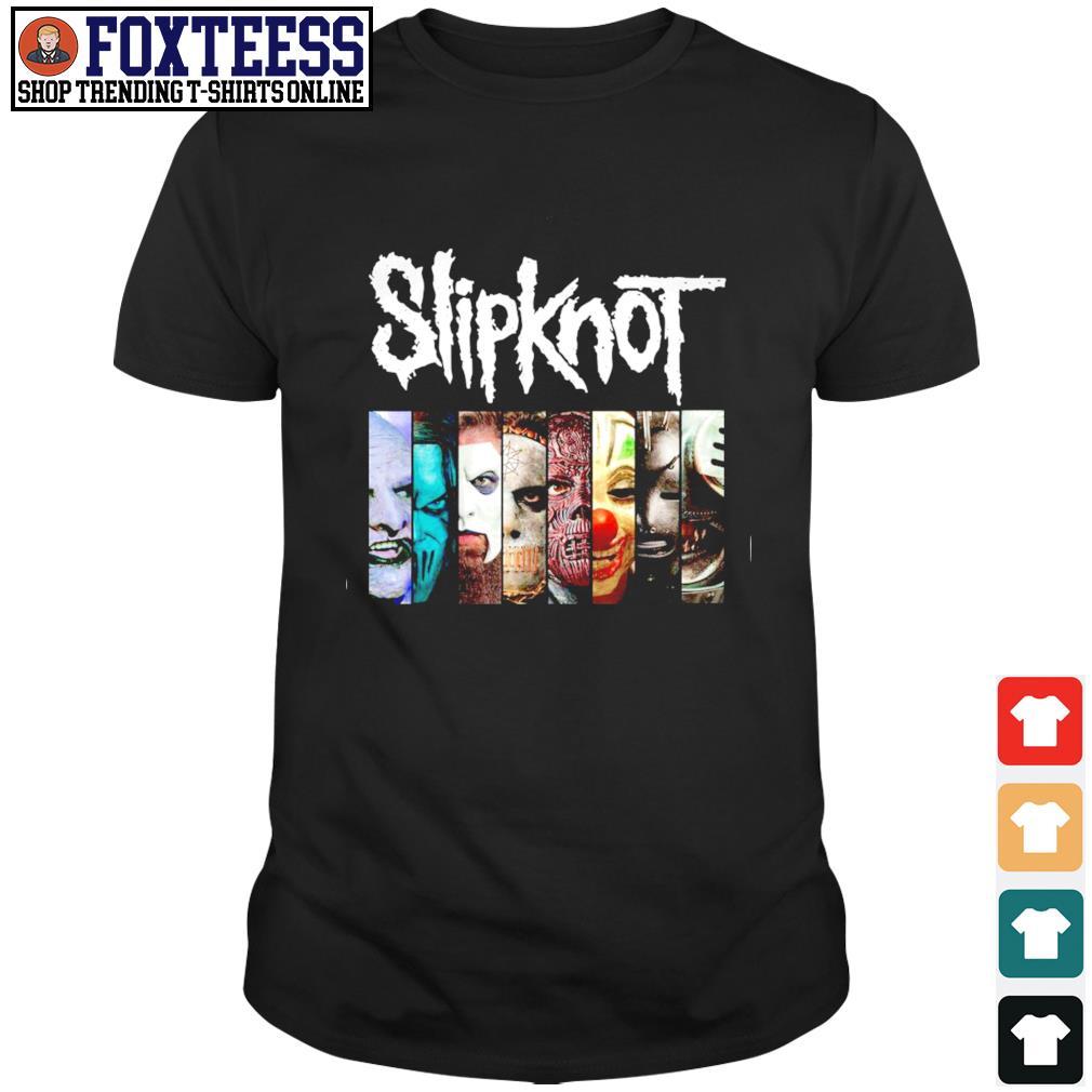 Slipknot band shirt