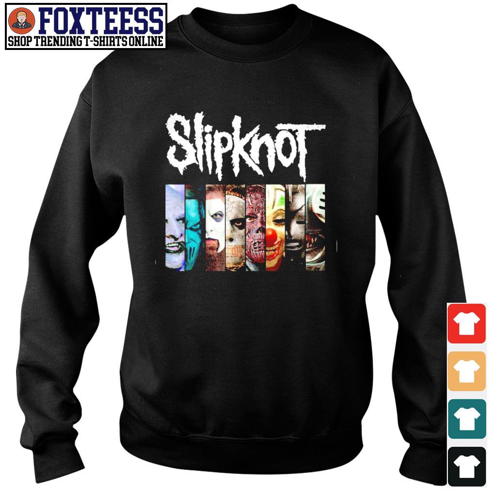 Slipknot band s sweater