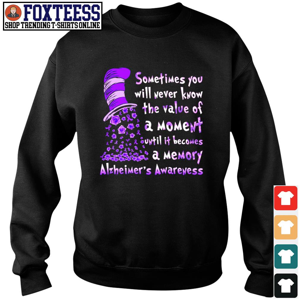 The cat in the hat sometimes you will never know the value breast cancer s sweater