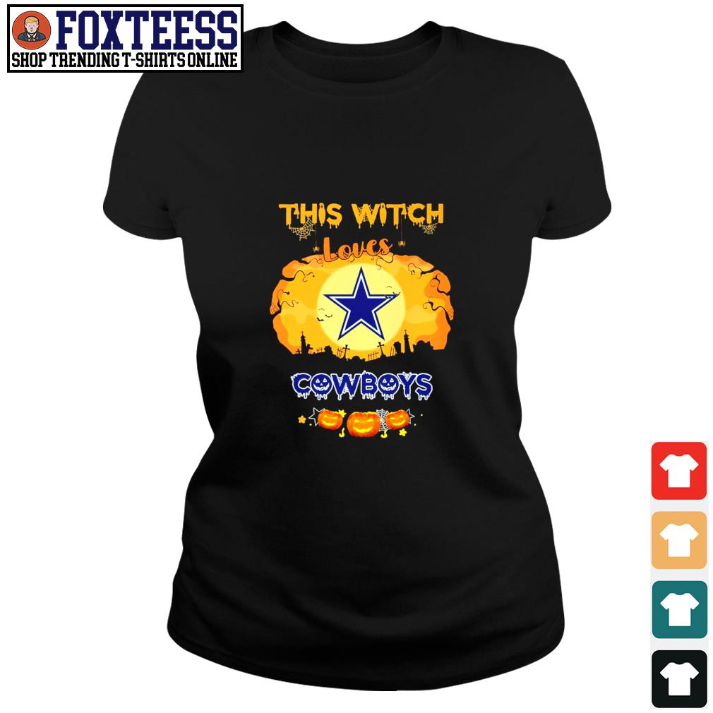 This with loves cowboys s ladies-tee
