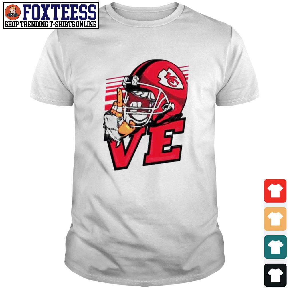 Love Kansas City Chiefs 2021 shirt